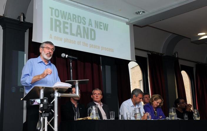 Towards a new Ireland
