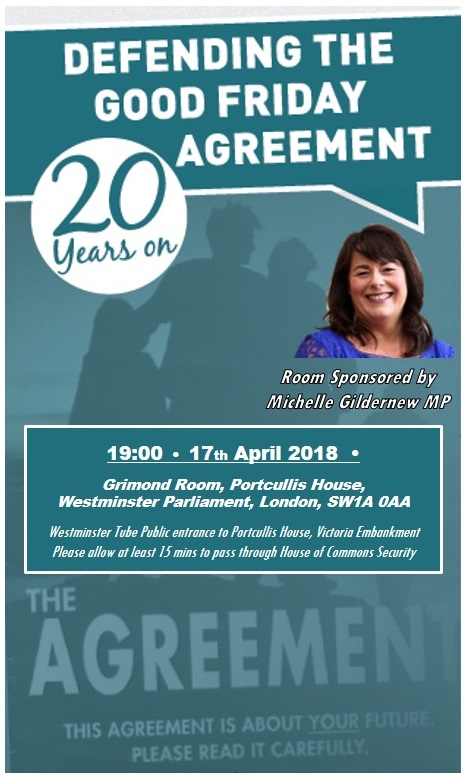 20 years on defending the good friday agreement london irish unity 20 years on defending the good friday agreement platinumwayz